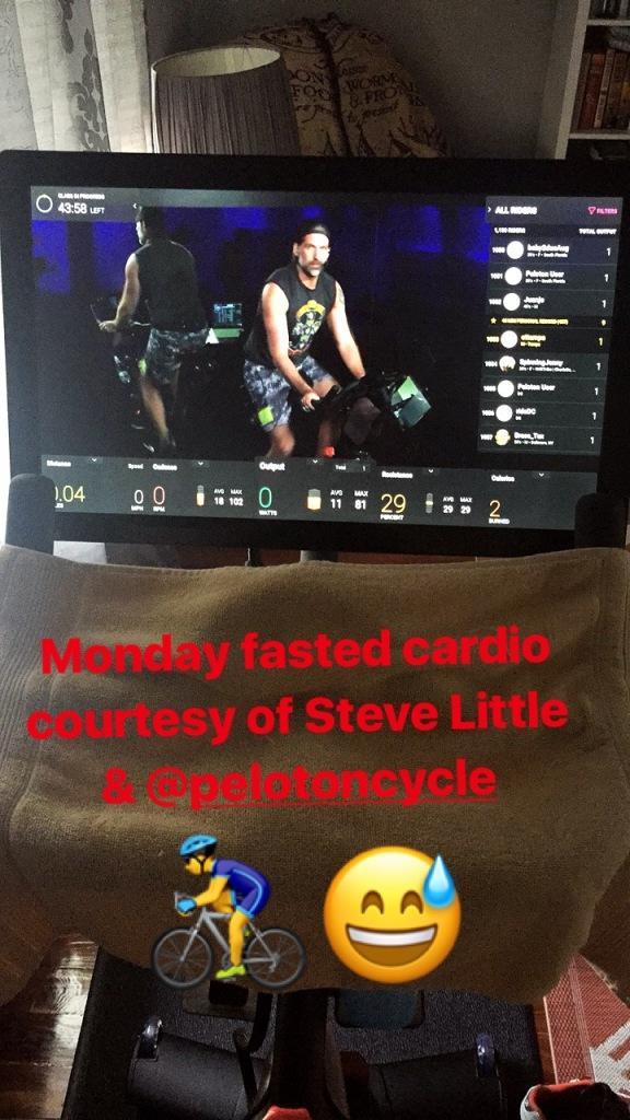 Steve little pic