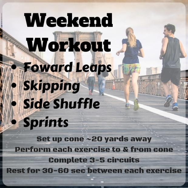 Weekend Workout (3)