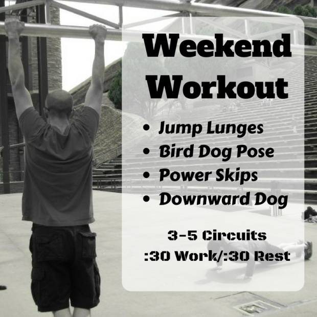Weekend Workout (4)