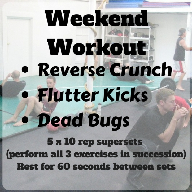 Weekend Workout (5)