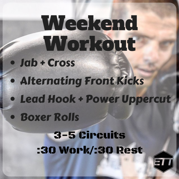 ETT Weekend WOrkout 12-30